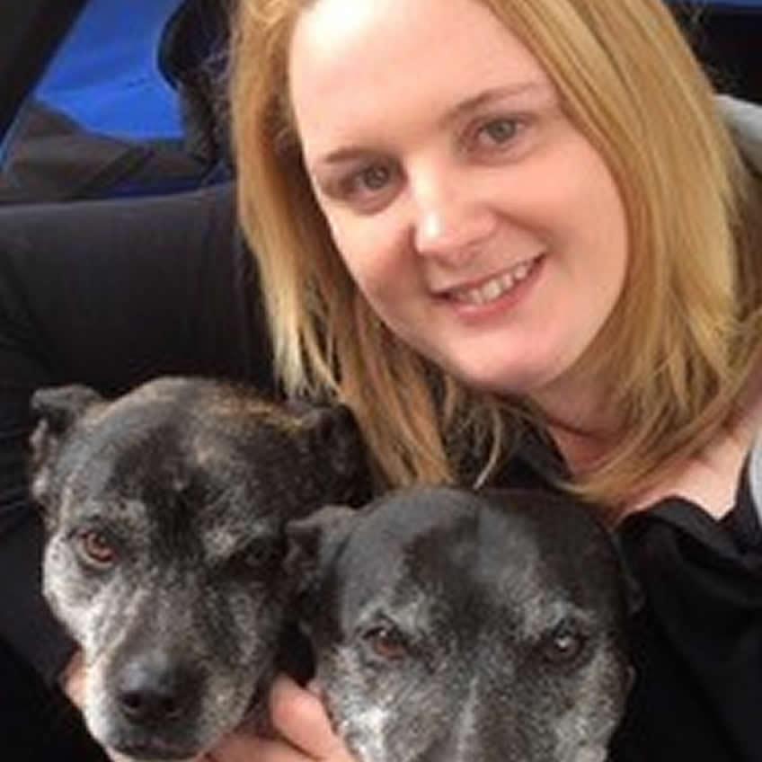 Charity dog walk!
